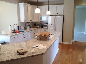 Kitchen cabinet painting Frederick, MD
